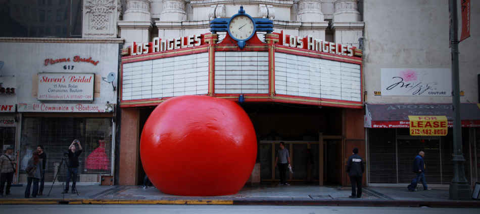 RedBall California Tour!